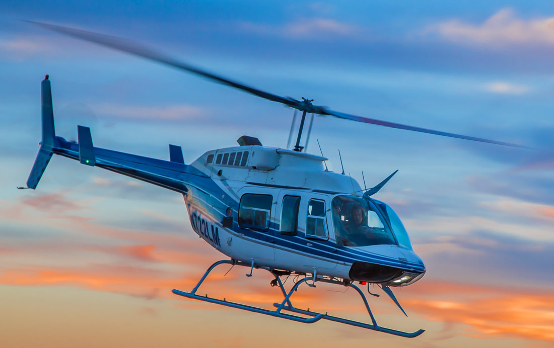 Bell 206 Miscellaneous Modifications